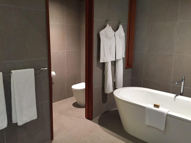 トイレ ハミルトン島 クオリア