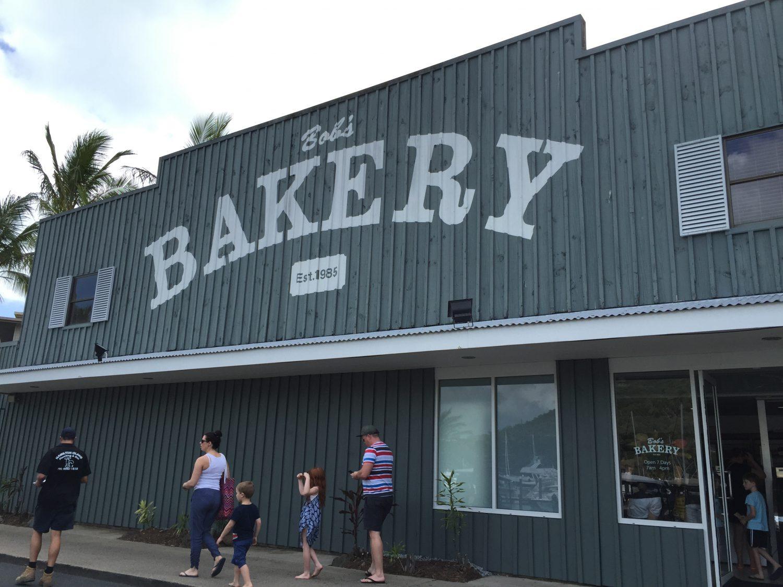 有名なパン屋 ハミルトン島 クオリア