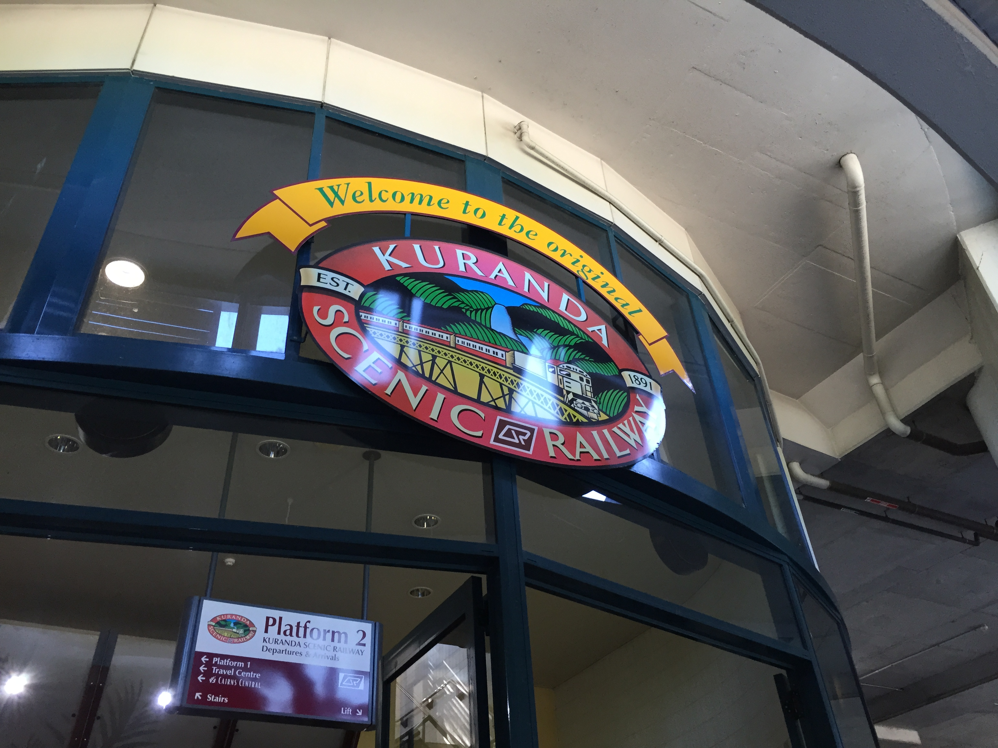 ケアンズ駅