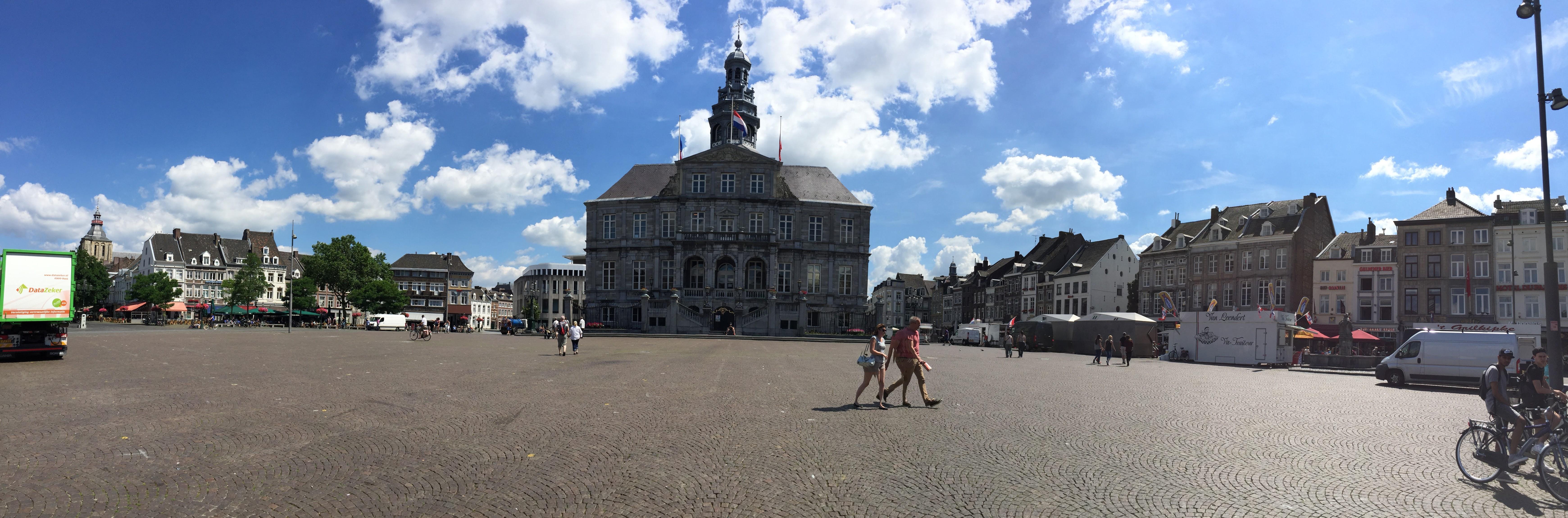 マーストリヒト旧市庁舎