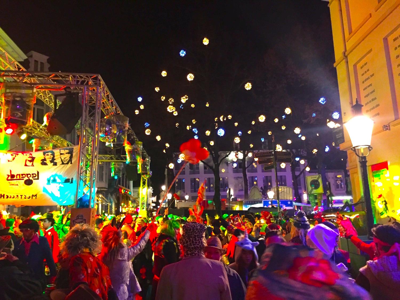 マーストリヒトのカーニバルが凄い!旅行の目玉としてもお勧め!Carnival in Maastricht