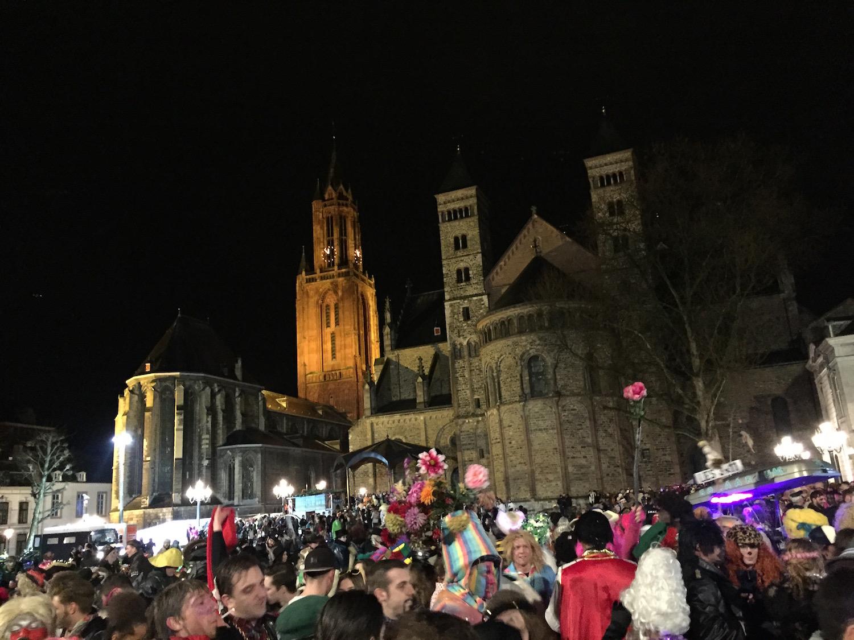 Maastricht carnival 2017