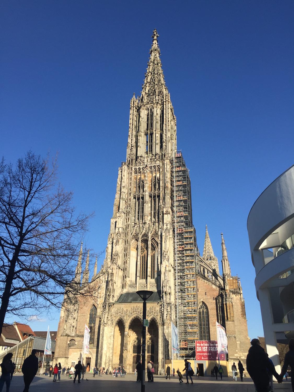 Ulm大聖堂