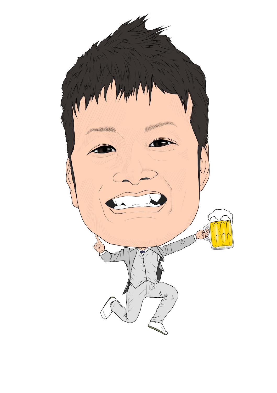 イラスト 小山慶介