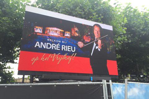 マーストリヒト出身の超有名ヴァイオリニスト・アンドレ・リュウ(Andre Rieu)のコンサート開始時間が遅い訳