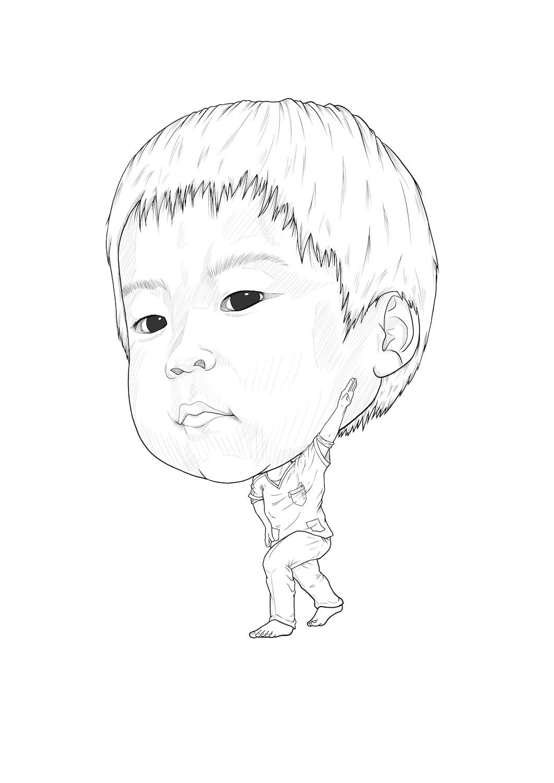 絵を描く口腔外科医・小山慶介