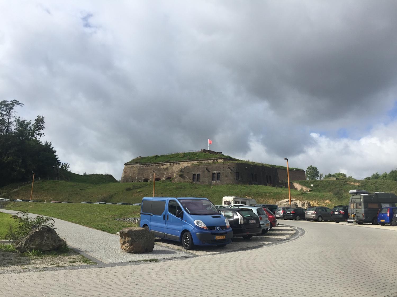 聖ピーターの砦(Fort St. Pieter)