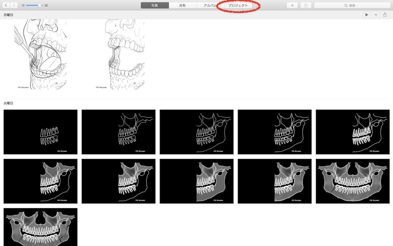Mac写真
