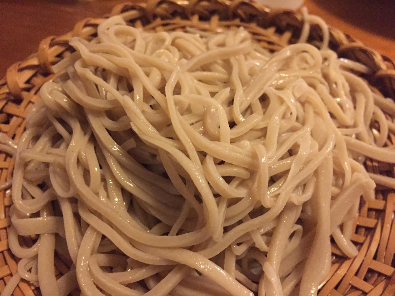 小山慶介 手打ち蕎麦
