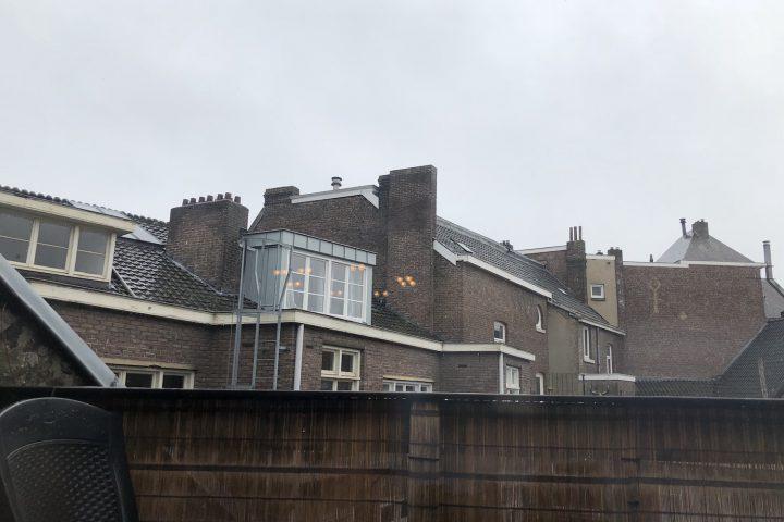 傘をささないオランダ文化・なぜだろう!?