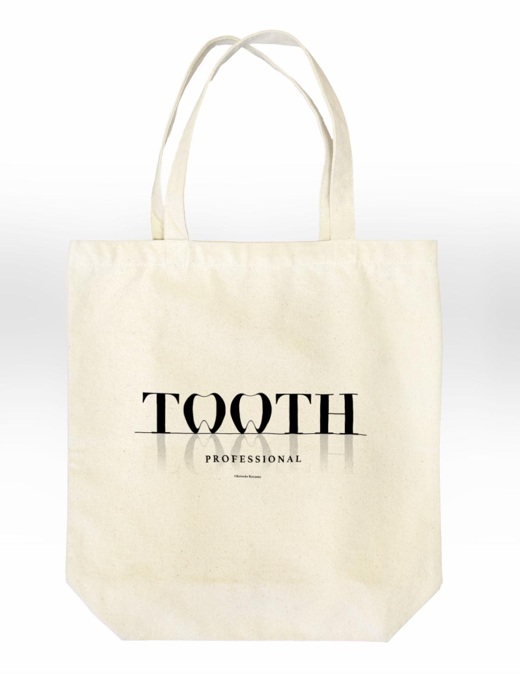 トートバッグ tooth