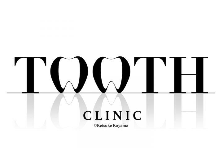 歯をアートする試み・TOOTH Logo(TOOTHロゴ)