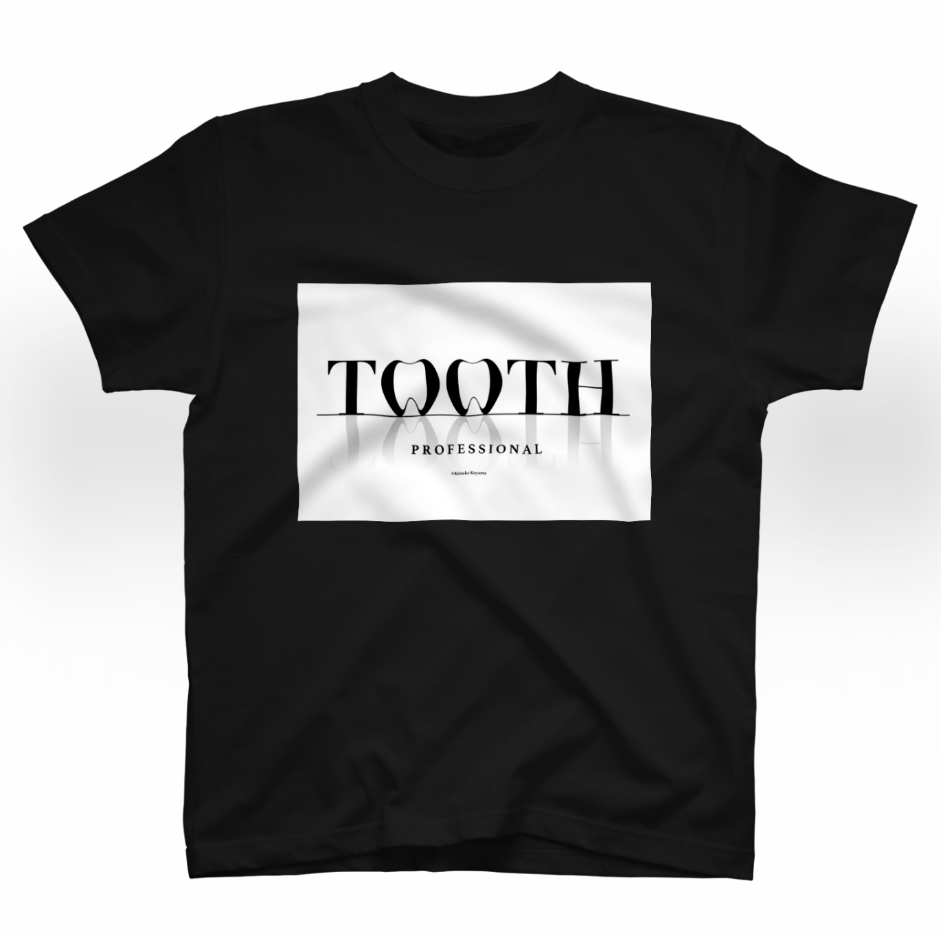 Tシャツ tooth