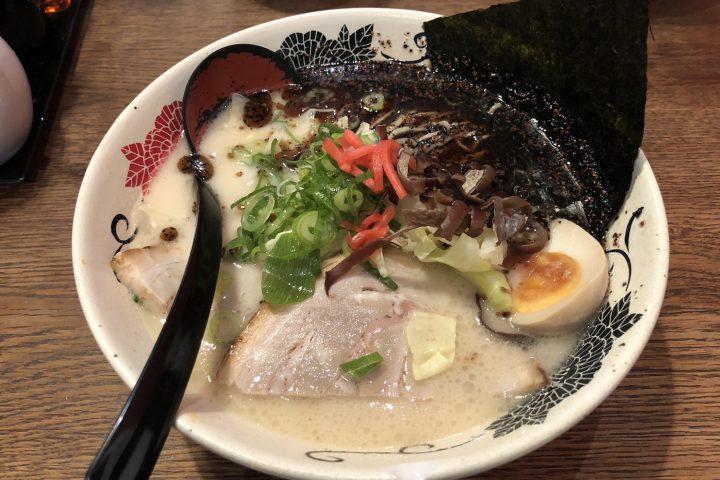 デュッセルドルフで日本食・二代目匠豚骨ラーメン最新レビュー!海外で本物のラーメン