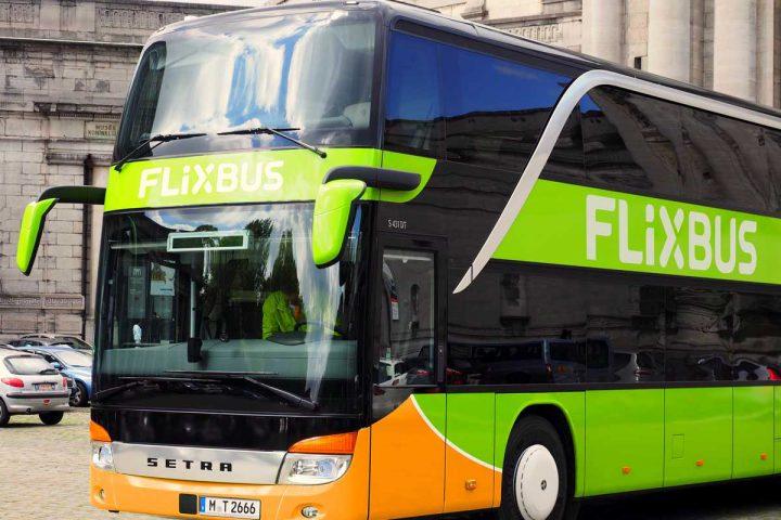 ヨーロッパ内の移動に便利なFLIXBUS(フリックス・バス)・格安で小旅行にもオススメ!